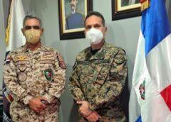 Destituyen al director general del Cefront; designan en su lugar al general Cabrera Rize